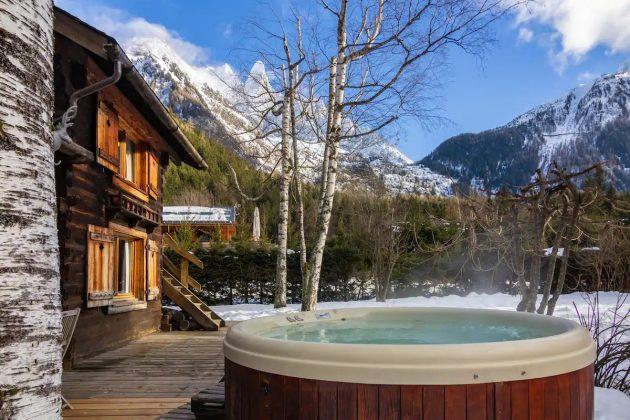 Les 9 plus beaux chalets à louer à Chamonix