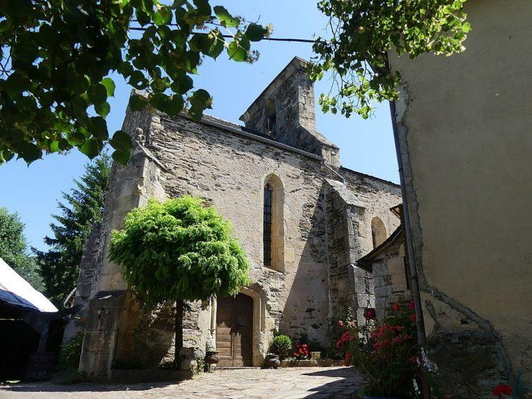 Chapelle de l'Ouradou