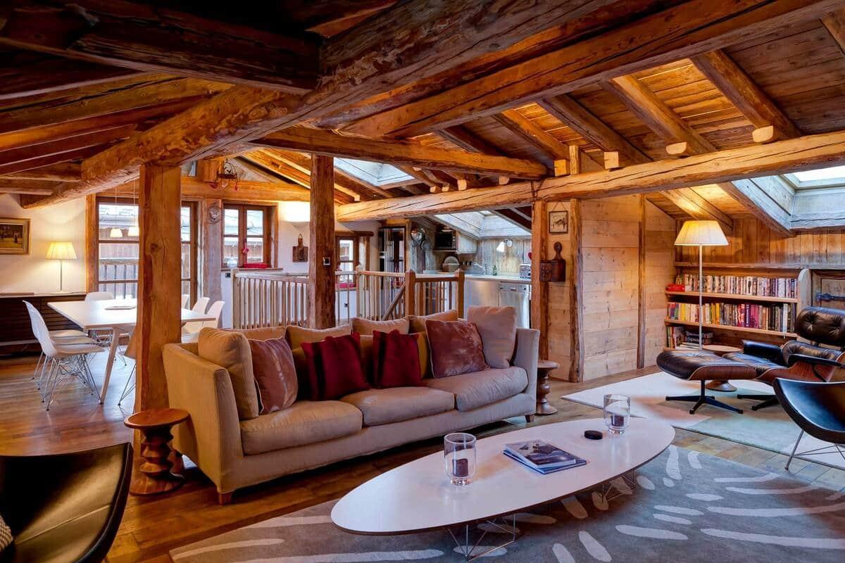 Magnifique maison Courchevel