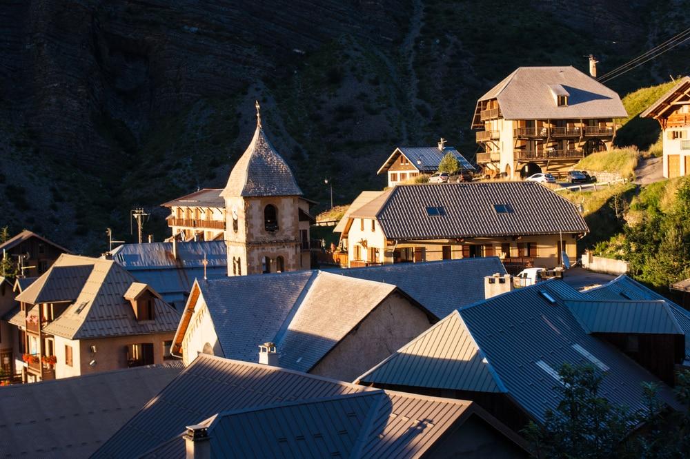 Crévoux, Alpes