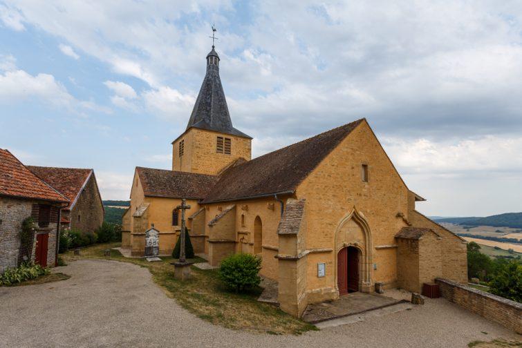 Eglise Saint Philippe et Saint Jacques