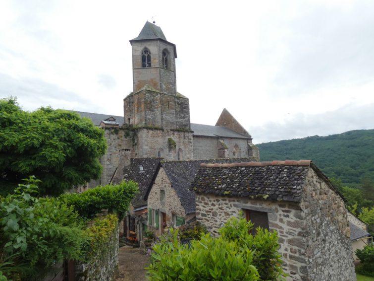 Eglise Najac