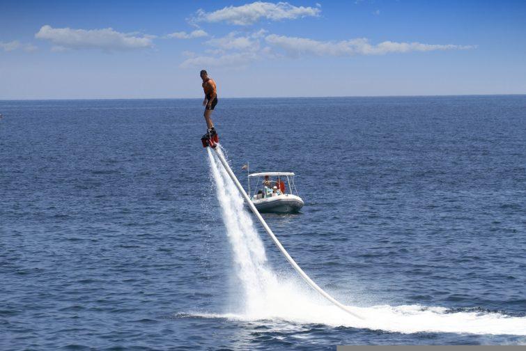 activités outdoor Alicante - Flyboard Alicante
