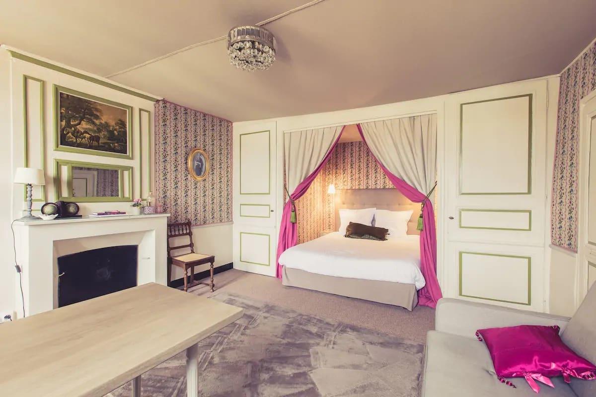 Petit appartement Alexandra