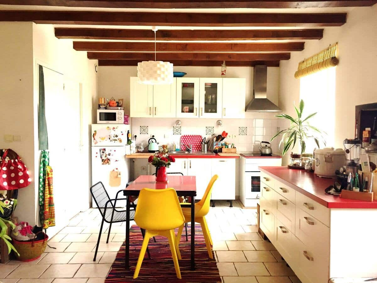 airbnb futuroscope - La maison du Grand-Père