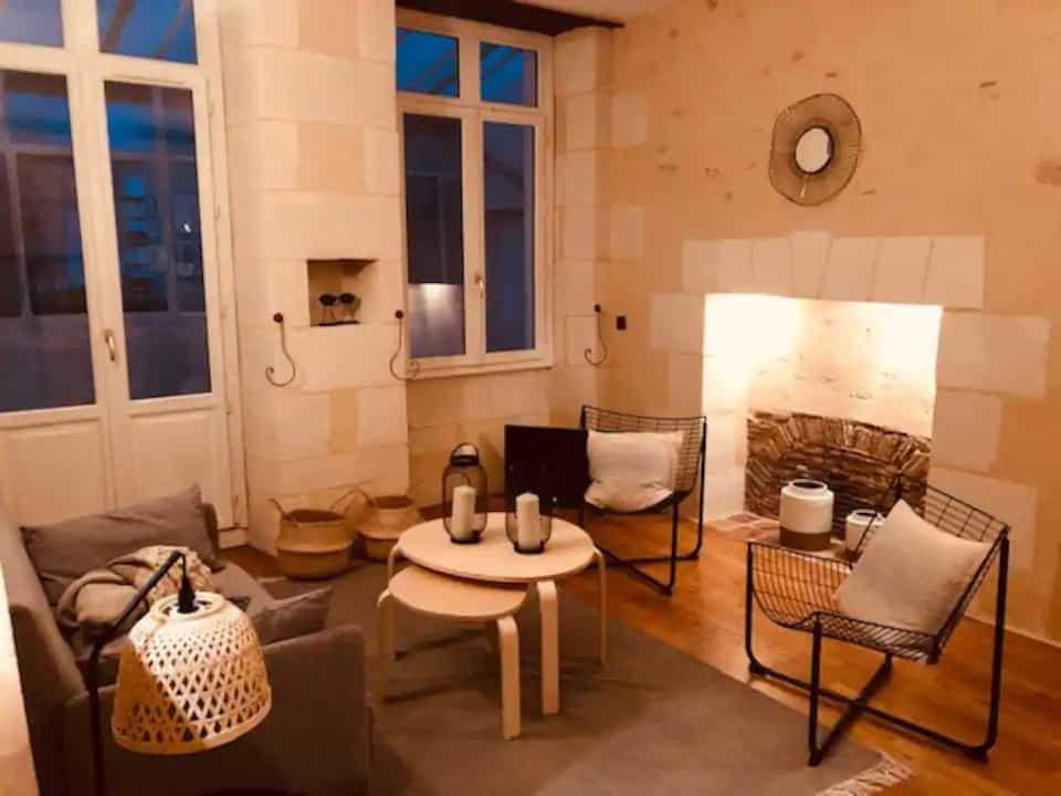 airbnb futuroscope - appartement calme Poitiers