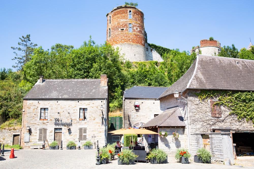 villages Ardennes - Hierges