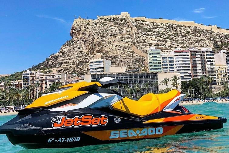activités outdoor Alicante -Jet Ski Alicante