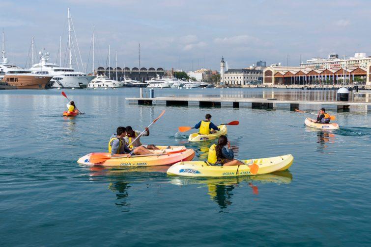 activités outdoor Alicante - Kayak Alicante