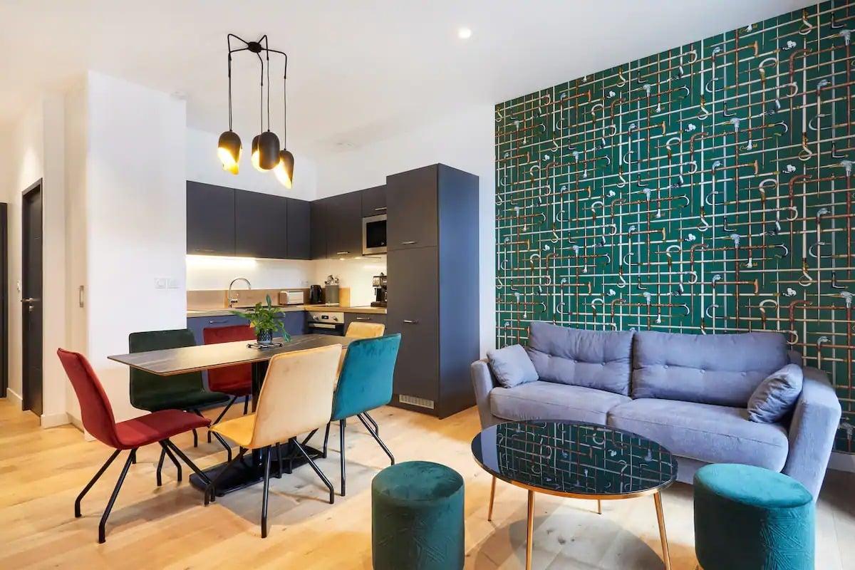 Appartement avec terrasse Laval