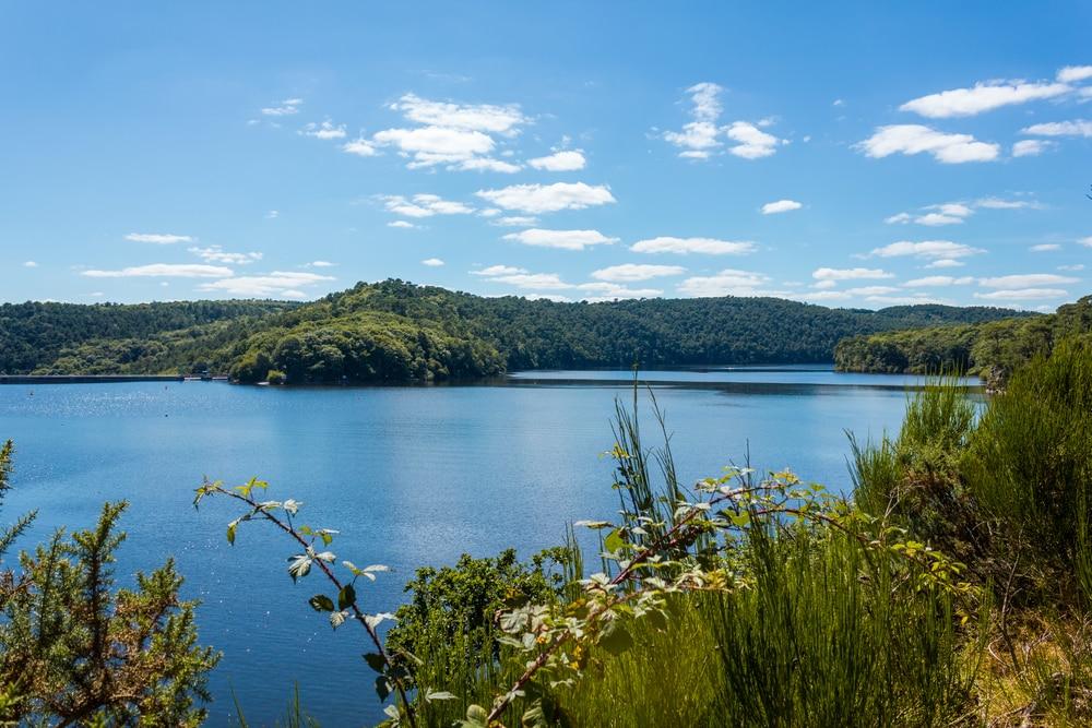 Lac Guerlédan