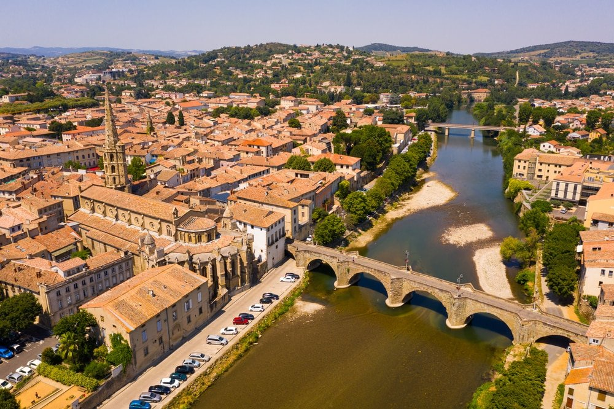 Limoux - week-end autour Toulouse