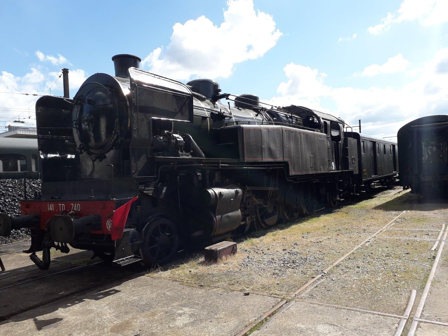 Locomotive Haute-Vienne