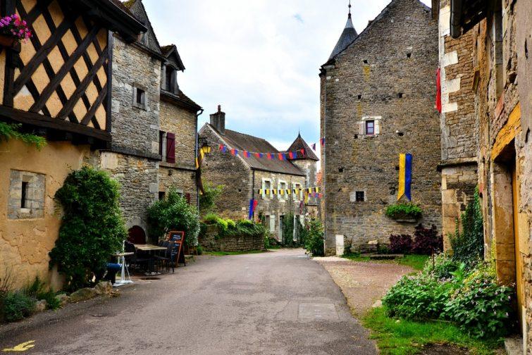 Manifestation Chateauneuf