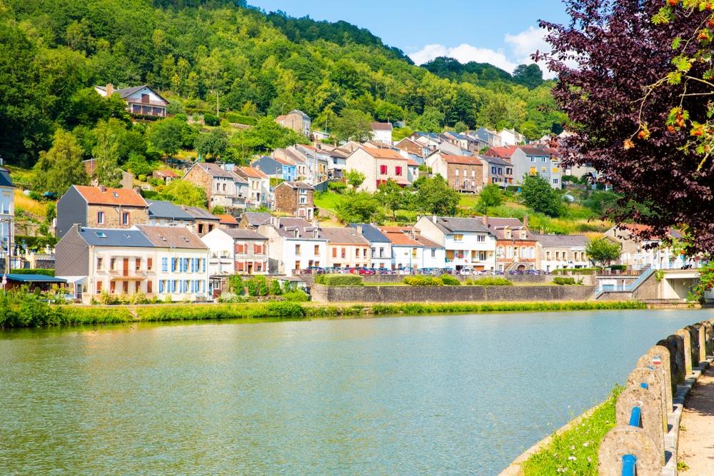 villages Ardennes - Monthermé