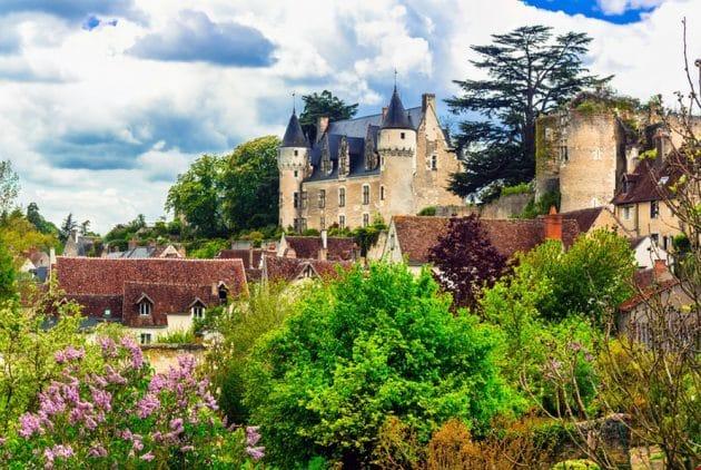 Les 11 plus beaux villages d'Indre-et-Loire