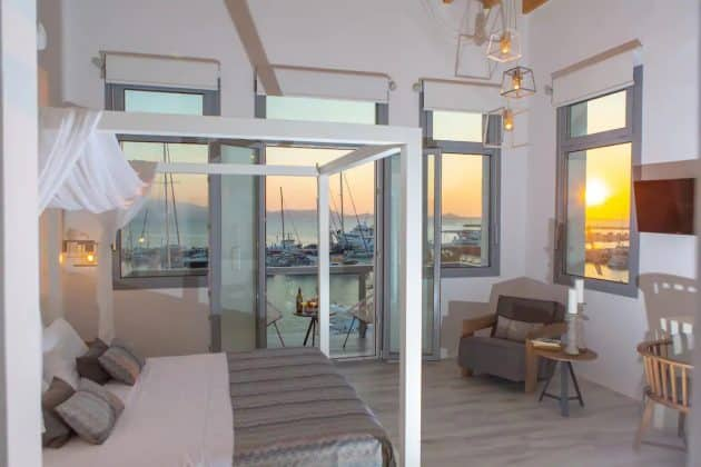 Airbnb Naxos : les meilleures locations Airbnb à Naxos