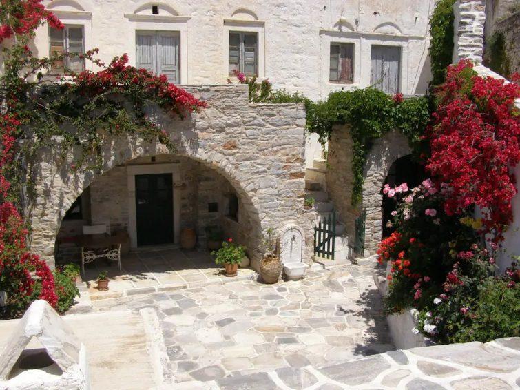 airbnb Naxos - Zeus house