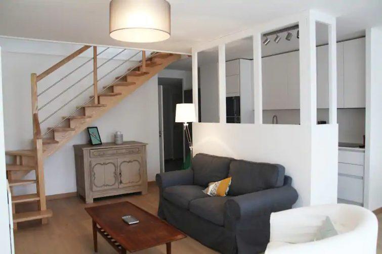 Appartement duplex tout confort