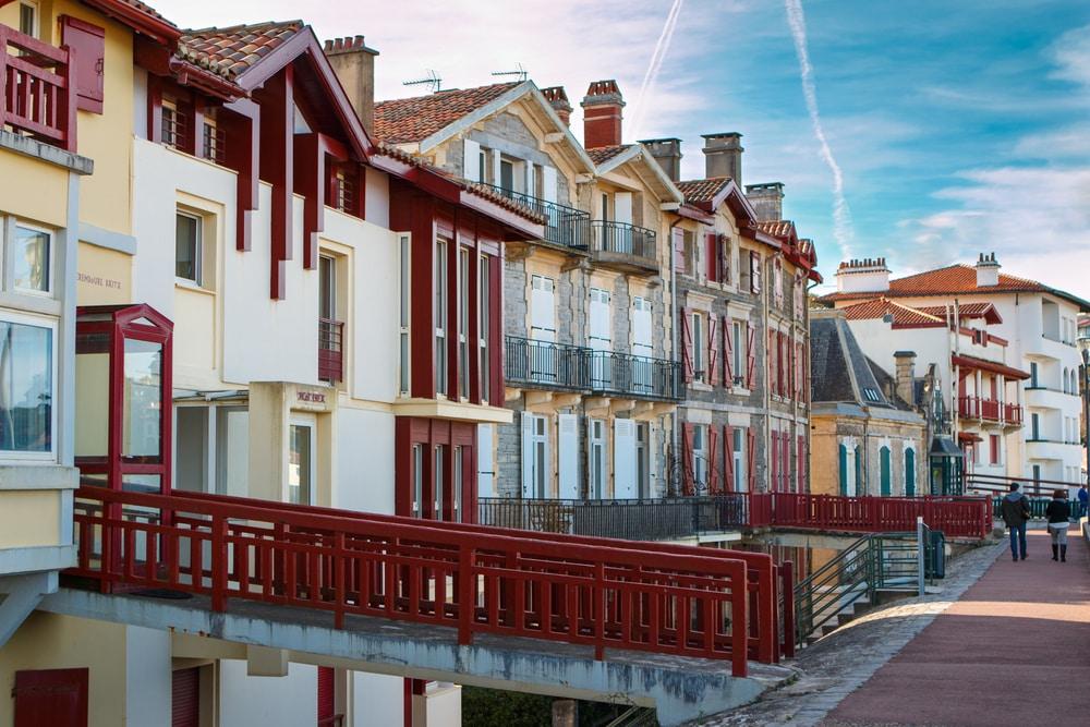 Promenade Saint Jean de Luz - week-end autour Toulouse