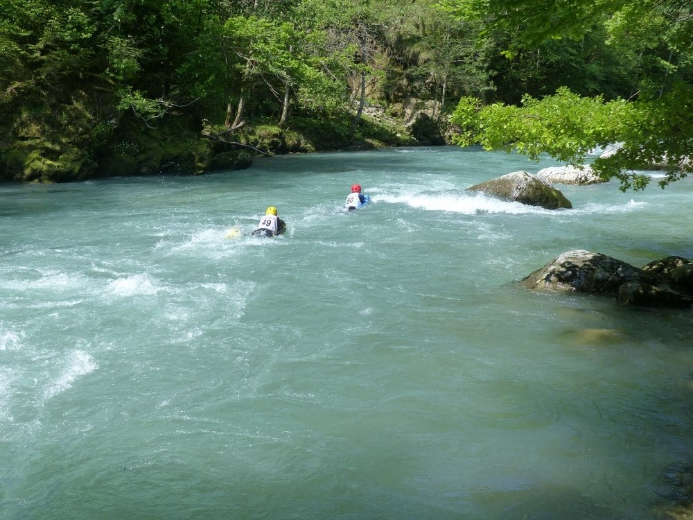Rafting Drance