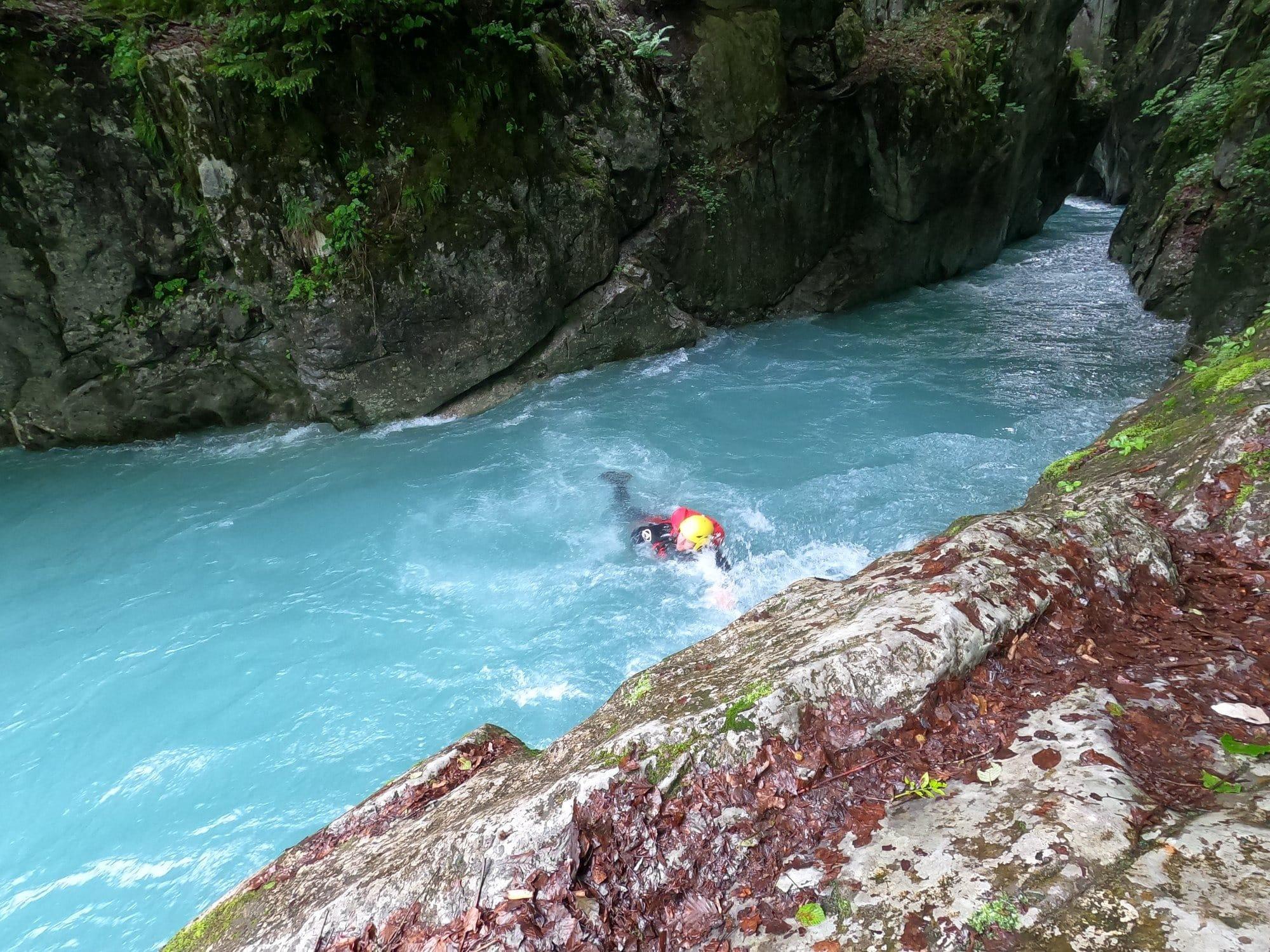 Rafting Samoens