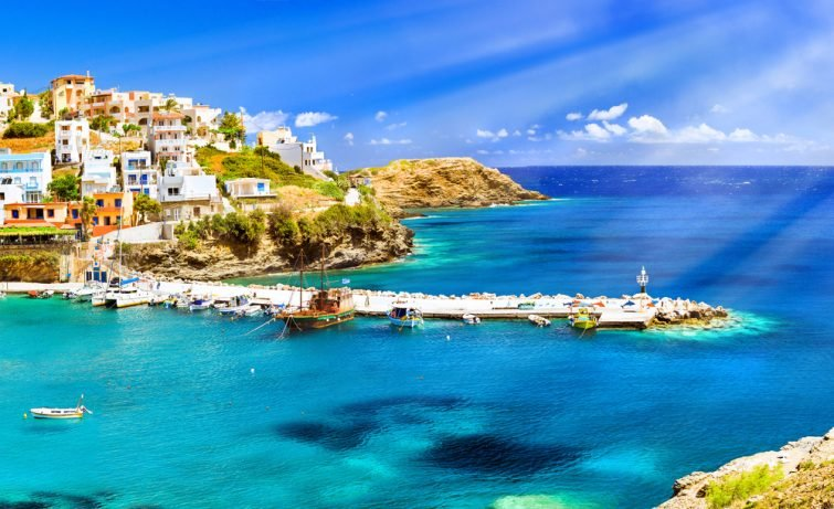 Rethymno, Crète, Grèce