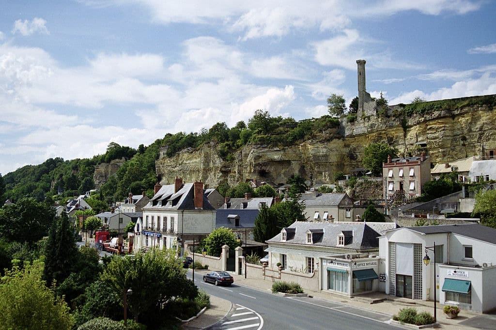 villages Indre-et-Loire - Rochecorbon