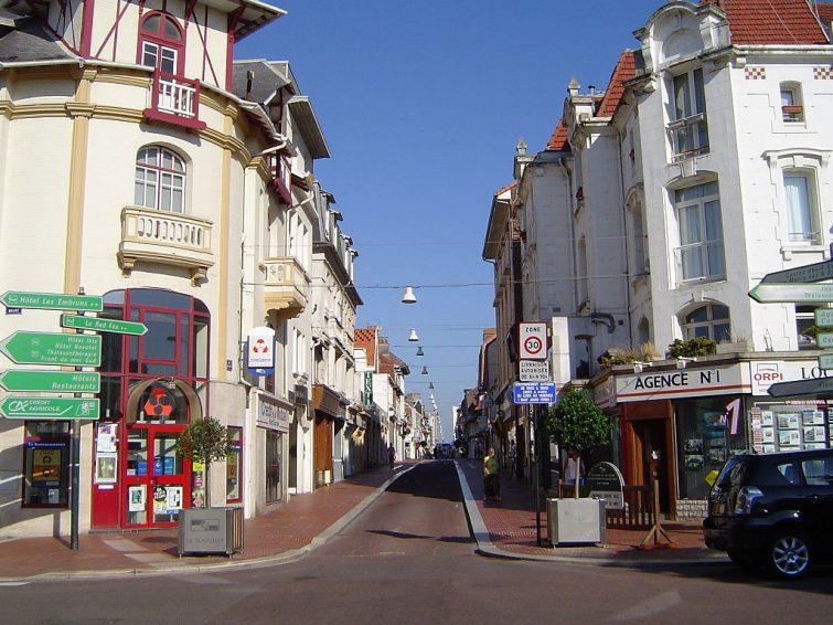 Rue Saint Jean