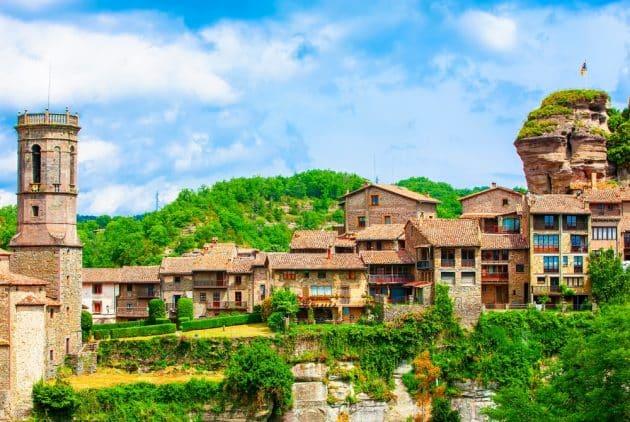 Les 17 plus beaux villages de Catalogne