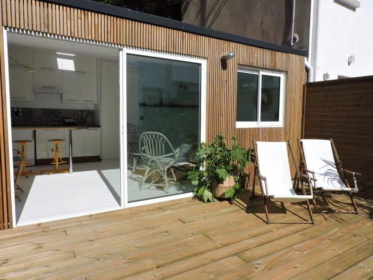 Studio avec terrasse Saint Gilles
