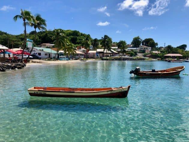 Les 9 plus beaux villages de Martinique