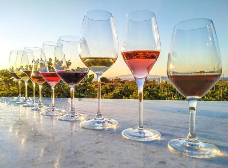 Sigalas Wines, Santorin