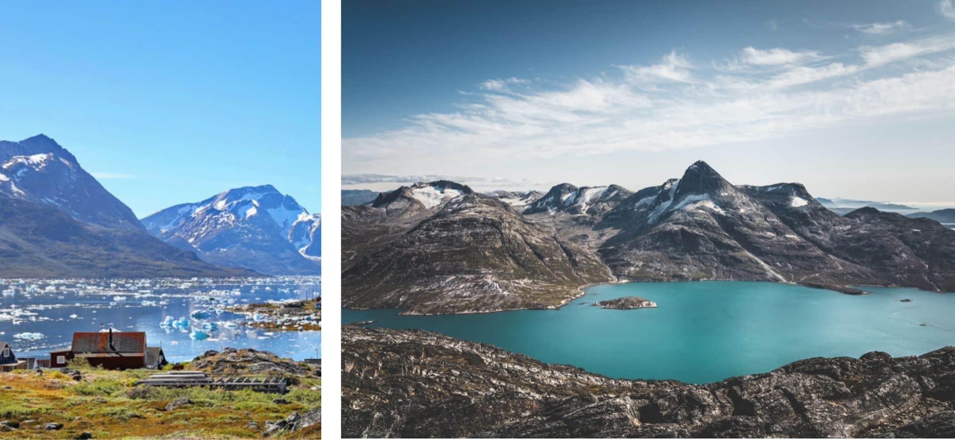 Groenland, Vikings