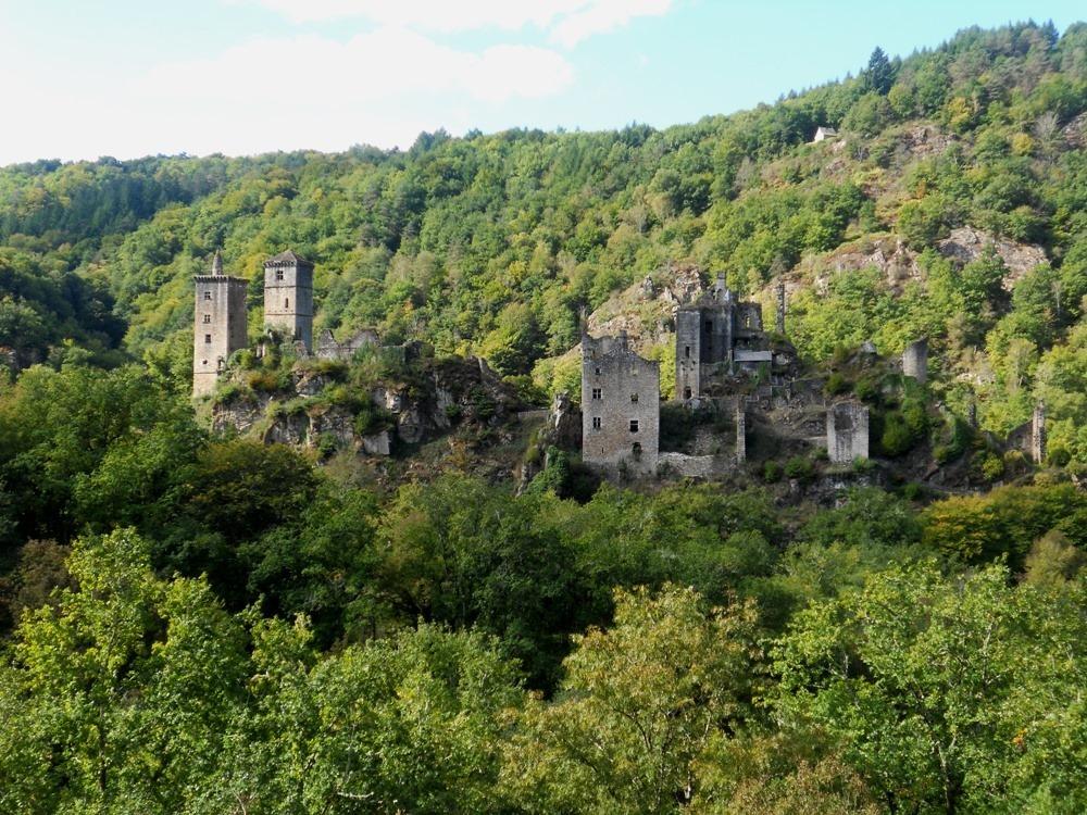 visiter Limousin - Tour de Merle