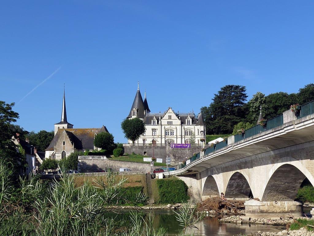 villages Indre-et-Loire - Veretz