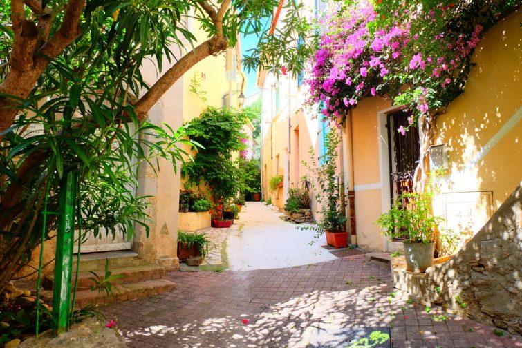 Vieille ville Hyères