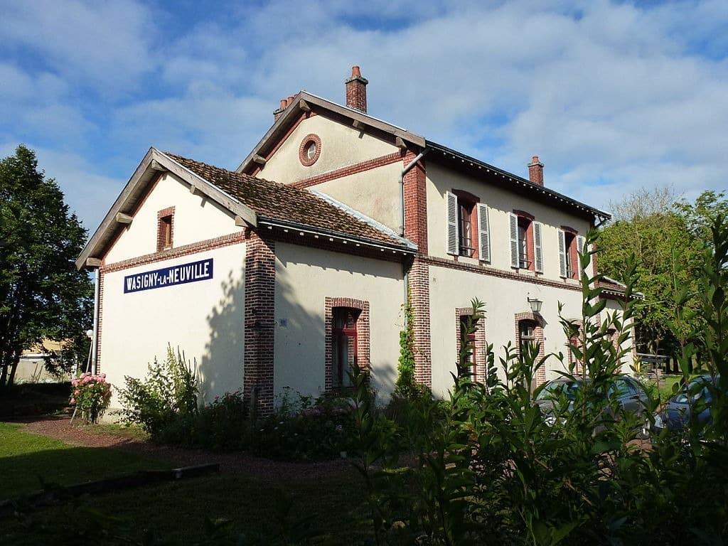 villages Ardennes - Wasigny