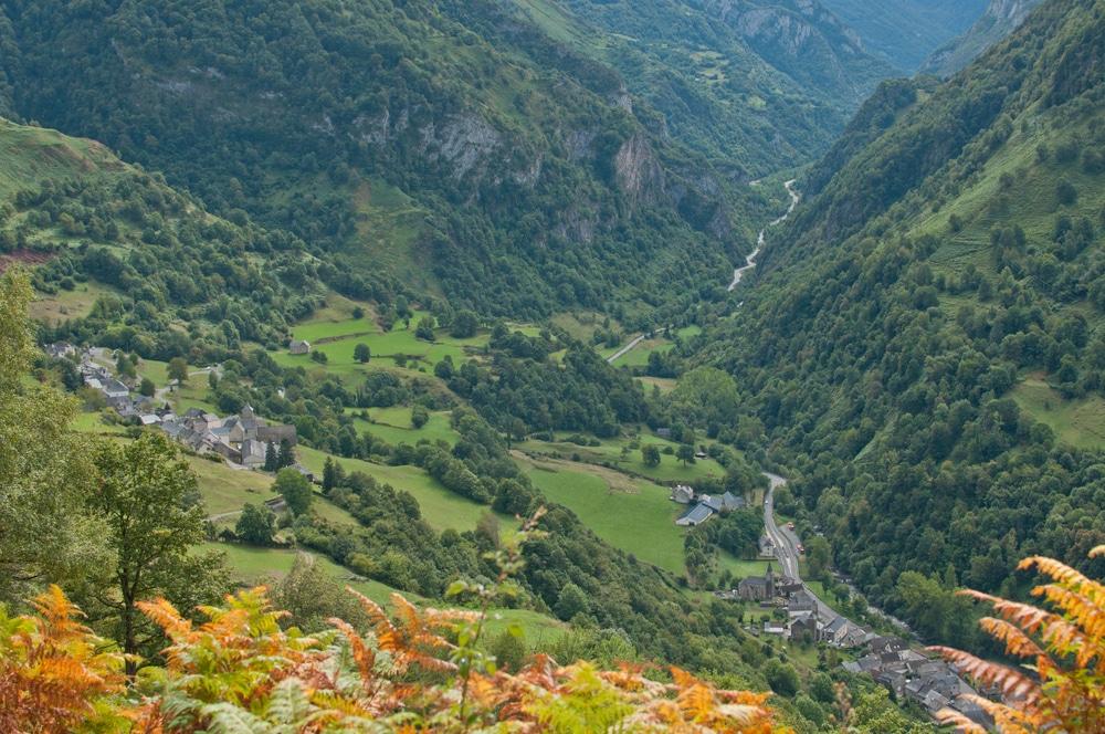 Villages du Béarn : Accous
