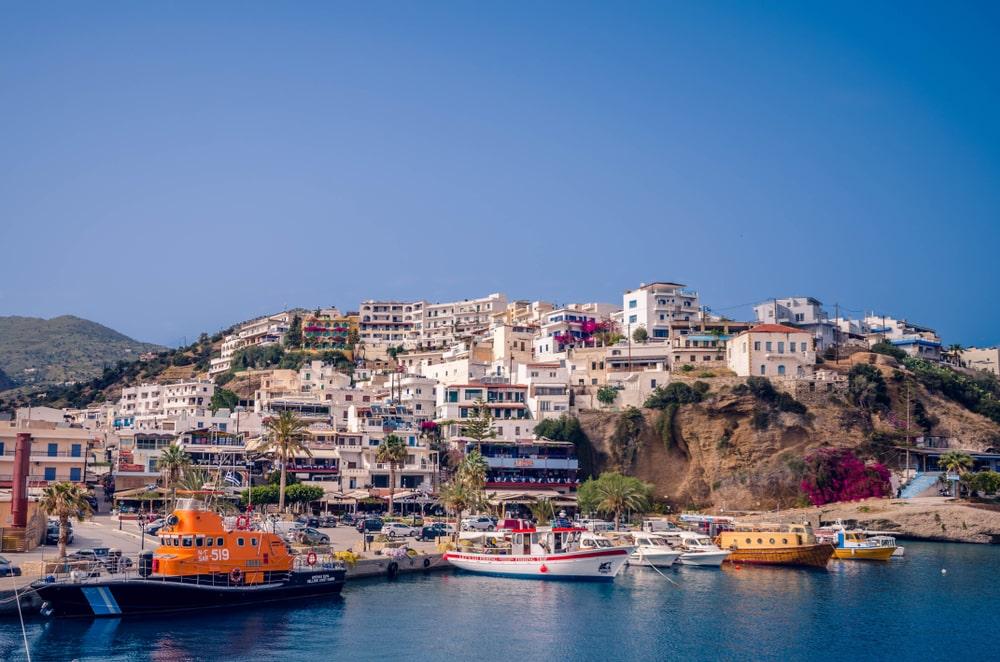 Villages de Crète : Agia Galini