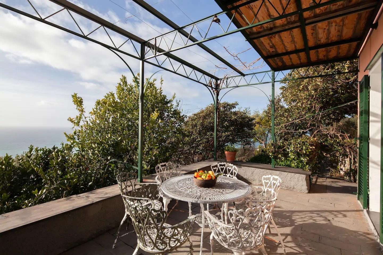 Villa Corbezzolo à Vernazza