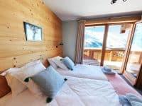 Les meilleurs Airbnb aux Menuires