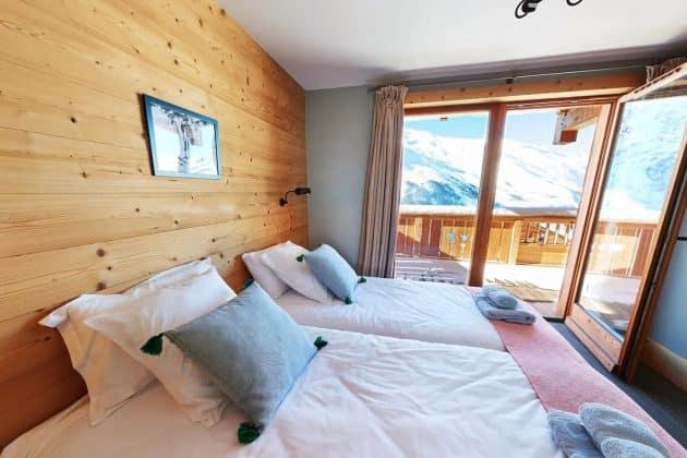 Airbnb Menuires : les meilleures locations Airbnb aux Menuires