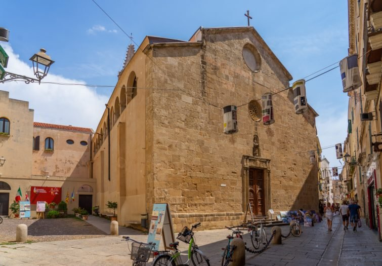 Eglise San Francesco, Alghero