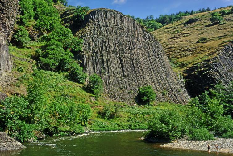 Rafting en Auvergne : Gorges de l'Allier