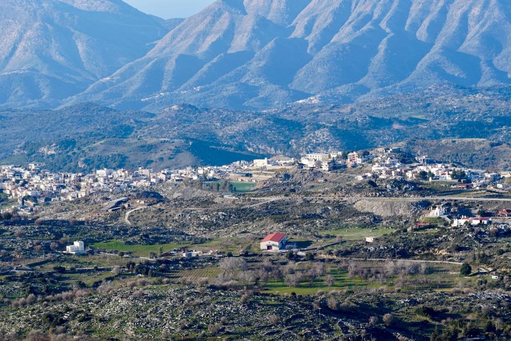 Villages de Crète : Anogia