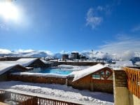 Airbnb à l'Alpe d'Huez