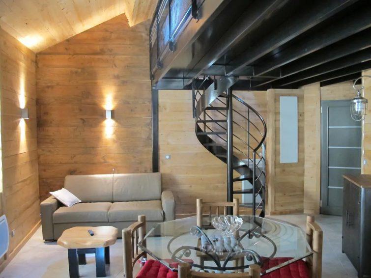 Appartement en bois, Ax-les-Thermes