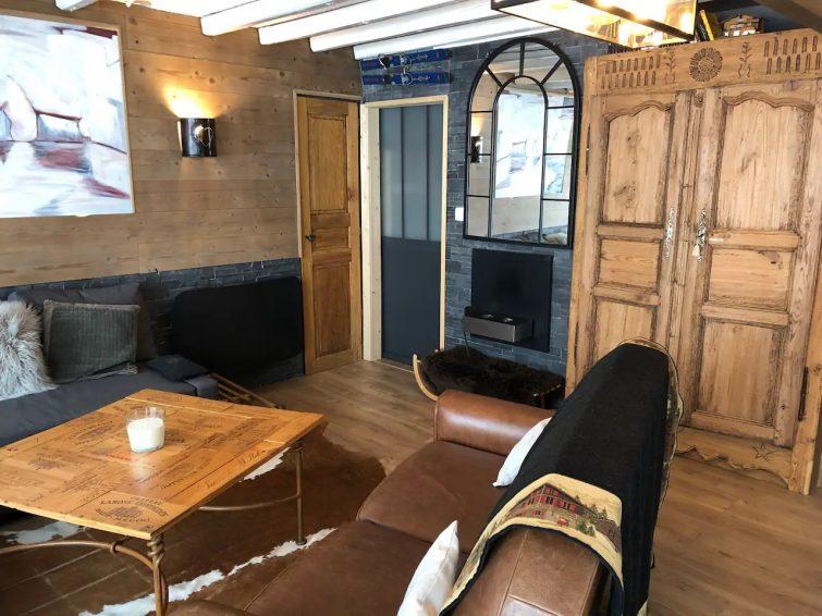Appartement tout en bois à l'Alpe d'Huez