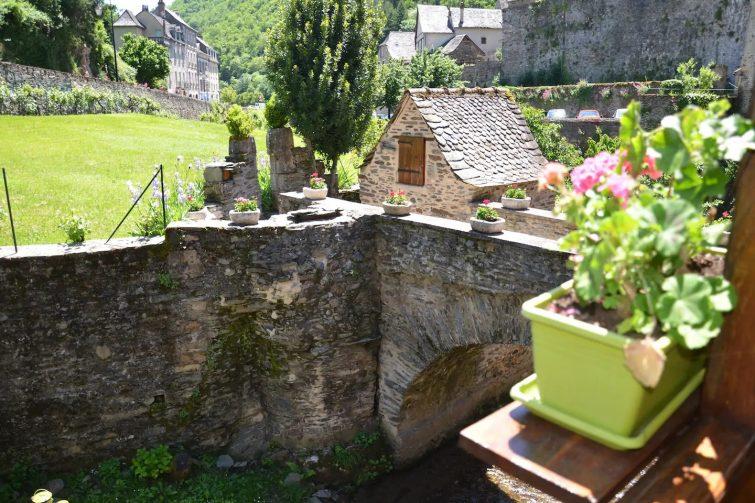 Appartement proche du château d'Estaing